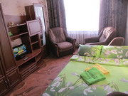 1-комнатная квартира на сутки/часы в центре г.Жодино +375444905066