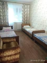 Просторная 3-х комнатная квартира в центре.Спальных мест 8.WI-FI.+375444905066